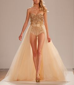 Dilek Hanif Spring 2012 Couture