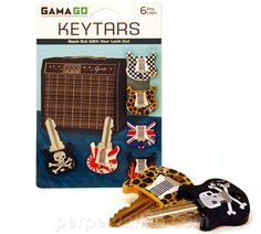Glam Keytars Key Covers $5.99