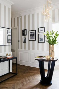 28 pretty wallpaper decorating ideas to try in your home: