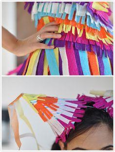 piñata costume diy fiesta halloween cinco de mayo make your own