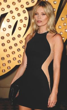 kate moss - gorgeous dress!