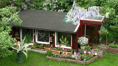 Das ist mein Gartenhaus