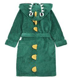JOULES - Alligator dressing gown 3-12 years | Selfridges.com
