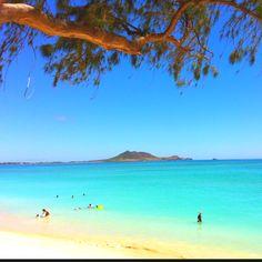 Kailua, HI  Miss this view.