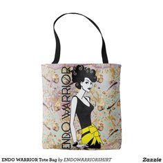 ENDO WARRIOR Tote Bag
