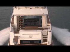 PRESTIGE 620 Cannes & Portofino Cruising the Italian coast on a perfect sized boat