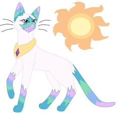 princess celestia cat by papptimea84.deviantart.com on @DeviantArt
