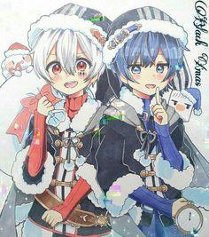 He's so kawaii~ ❤️ Chibi Anime, Chica Anime Manga, Kawaii Anime, Anime Guys, Manga Cute, Cute Anime Pics, Otaku Issues, Haikyuu Manga, Fan Art