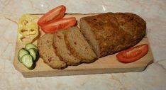 🥔🥩Burgonyás-húsos rúdfasírt 🥔🥩 Meatloaf, Sausage, Food, Sausages, Essen, Meals, Yemek, Eten, Chinese Sausage