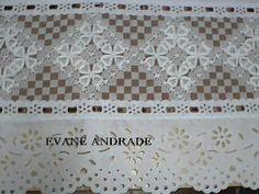 caminho de mesa bordado em tecido xadrez - Pesquisa Google…