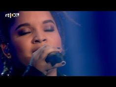 """▶ My favorite of TVOH Julia van der Toorn - singing the Lovely and Beautiful song """"All Of Me"""""""