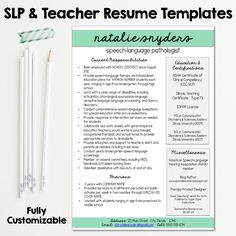 Sample Teacher Resumes  Teaching Resume Example  Sample Teacher