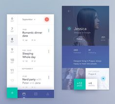 Social calendar app mobile by Jakub Antalík @jakubsk - Follow us  @uitrends for daily UI UX inspiration   #uitrends #design #inspiration #online #animation #mobile #code #website #web #site #webdesign #digital #designinspiration #digitaldesign #webdesigner #ui #ux #uiux #dribbble #behance #application #interface #html #css #appdesign #uidesign #uxdesign #graphicdesign #picoftheday