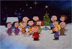 If I could only watch one television show, I would choose A Charlie Brown Christmas.