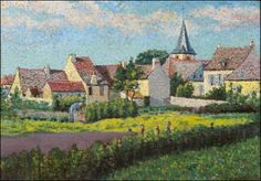 Émile-Gustave Cavallo-Péduzzi was a member of French impressionist painting, and part of the Groupe de Lagny group of painters. Impressionist Paintings, Impressionism, Painters, French, Group, Fine Art Paintings, French People, French Language, France