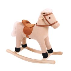 Buy our Cord Rocking Horse by Bigjigs available now at Mulberry Bush. Suitable for children aged 12 months+. Order now with Free Delivery over Plush Rocking Horse, Mulberry Bush, Ideal Toys, Kids Ride On, Ride On Toys, Toy Craft, Wooden Toys, Little Ones, Kids Toys