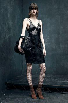 Alexander Wang Pre-Fall 2015 Fashion Show - Vanessa Moody