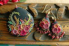 lots of detail   polymer clay magic. by Jennifer Morris