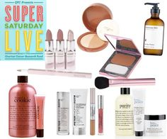 QVC Super Saturday Beauty Deals Qvc Shopping, Beauty Products That Work, Girly Things, Girly Stuff, Just Be You, Beauty Hacks, Beauty Tips, Health And Beauty, Sephora