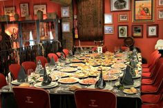 ¡Entrantes que quitan el sentío! Quites, Table Settings, Entrees, Cooking, Place Settings, Tablescapes