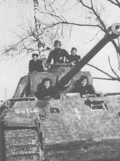 "Panther 714 ""Sofie"" of 5 SS Panzer Division Wiking #worldwar2 #tanks"