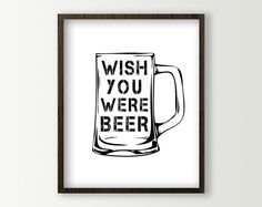 Beer Signs Beer Poster Wall Decor Manly Men Christmas Gifts for Him