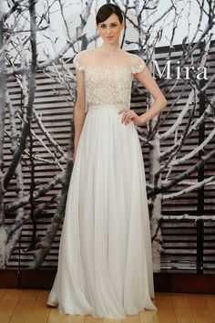 Mira Zwillinger Spring 2015 Wedding Dresses #weddingdresses #wedding #dresses #gown #bridal