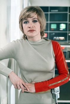 Regina Kesslann / Moonbase Alpha personnel - Judy Geeson - Space 1999, TV Series 1 episode 1975