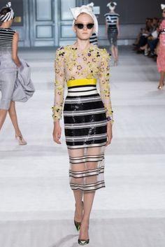 Giambattista Valli 2014-2015 Couture Sonbahar Koleksiyonu - Maja Salamon
