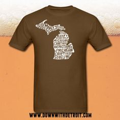 Order 4 items, only pay for 3.  www.downwithdetroit.com  Ends Friday 10/17