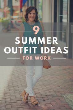 9314e988da759 9 Summer Outfit Ideas for Work