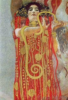 Gustav Klimt - Medizin