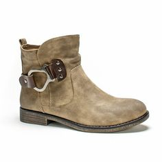 MUK LUKS Hayden Women's Ankle Boots