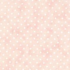 - Essential Dots (Baby Pink) // Moda Fabrics at Juberry Ribbon Retreat, Sewing Notions, Rainbow Colors, Pale Pink, All The Colors, Essentials, Dots, Quilts, Fabrics