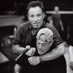 Bruce Springsteen & Billy Joel