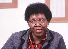 Barbara Jordan - (February 21, 1936 – January 17, 1996) - an American politician and a leader of the Civil Rights movement. She was the first African American elected to the Texas Senate after Reconstruction and the first southern black female elected to the United States House of Representatives. She received the Presidential Medal of Freedom, among numerous other honors. On her death she became the first African-American woman to be buried in the Texas State Cemetery.