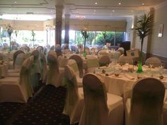 One Stop For Wedding Decorations And Chair Covers In Leicester, UK. #weddingchaircovers #chaircover