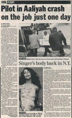 ALWAYZFUN: Aaliyah Dana Haughton