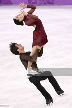 Ice Dance ~ Tessa Virtue & Scott Moir (Canada)