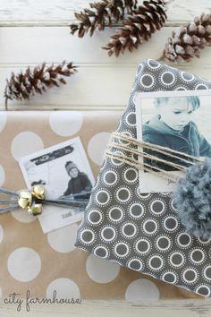 City Farmhouse-25 Days of Christmas-Winter Photos {gift tags}