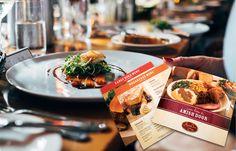 In ấn và Thiết kế Menu Nhà hàng chuyên nghiệp - DDN Printing