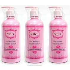3x400ml YURI Ginseng Lightening Cream Face Skin Whitening Body BEAUTY Lotion  http://www.ebay.com/itm/152452306747  #ebay #paypal #Thailandfantastic #YURI #Ginseng #Lightening #Cream #Face #Skin #Whitening #Body #BEAUTY #Lotion  ------------------------------------------------------------------------  FB Inbox https://web.facebook.com/messages/ThailandFantastic  My eBay Store http://stores.ebay.com/thailandfantastic/  #ebay #paypal #Thailandfantastic #Thailand