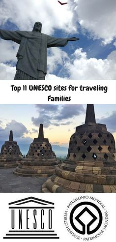 Unesco sites give us a great look into the past, into our history and captures a snapshot in a time gone by