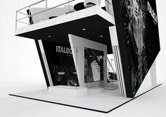Italbox Stand