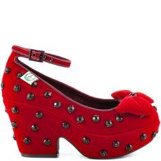 Miss L Fire Women's Soiree – Red