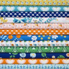 Lotus Pond by Rae Hoekstra - Cloud9 Fabrics