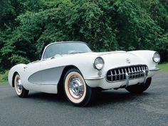 1956 Chevrolet Corvette C1 Convertible