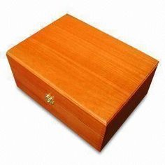 Wooden Gift Box, Suitable for Gifts, Available in Various Colors