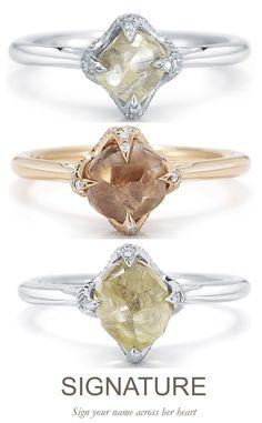 Diamond in the rough :) unique, yet simple.