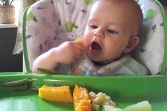 10 pierwszych posiłków niemowlaka czyli jak nie skrzywdzić małego brzuszka. BLW Face, Faces, Facial
